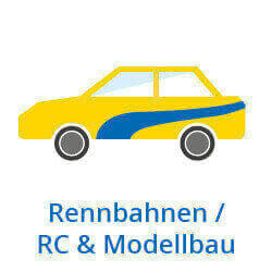 Rennbahnen, RC & Modellbau