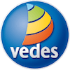 VEDES logo