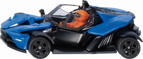 SIKU 1436 SUPER - KTM X-BOW GT, ab 3 Jahre