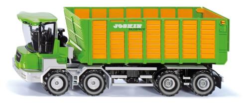 SIKU 4064 FARMER - Joskin Cargotrack mit Ladewagen, 1:32, ab 3 Jahre