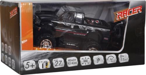 Racer R/C Off Road Jeep, 2.4 GHz, 1:24, Ferngesteuertes Fahrzeug, ca. 20x11x11 cm, ab 5 Jahren