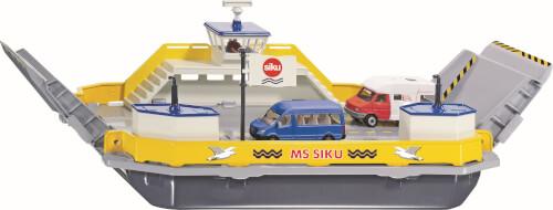SIKU 1750 SUPER - Autofähre, 1:50, ab 3 Jahre