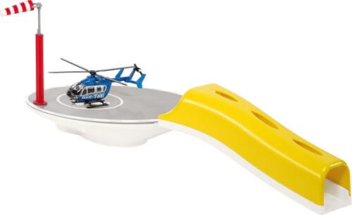 SIKU 5506 WORLD - Hubschrauberlandeplatz, 1:87/1:50, ab 3 Jahre