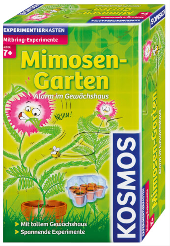 Kosmos Mitbringexperiment Mimosen-Garten