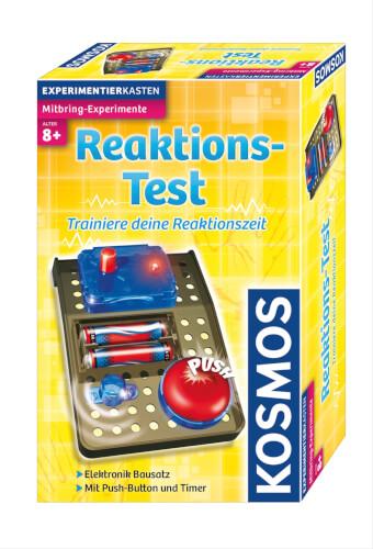 KOSMOS Mitbringexperiment Reaktions-Test