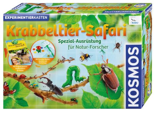Kosmos Experimentierkasten Krabbeltier-Safari