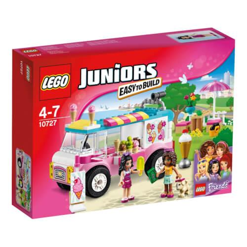 LEGO® Juniors 10727 Emmas Eiswagen