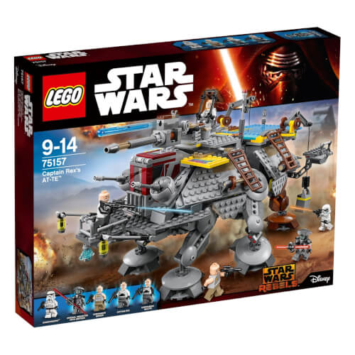 LEGO® Star Wars 75157 Captain Rex's AT-TE