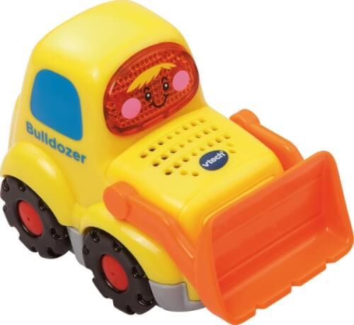 Vtech 80-151804 Tut Tut Baby Flitzer - Bulldozer, Plastik, 12 Monate und älter