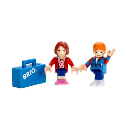 BRIO 33309000 Figuren Set 3-teilig