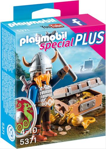 Playmobil 5371 Wikinger mit Goldschatz
