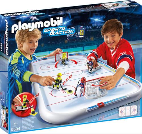 Playmobil 5594 Eishockey-Arena