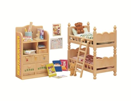 Etagenbett Yakari : Sylvanian families 2926 kinderzimmer möbel 29 4254 ▷ jetzt kaufen