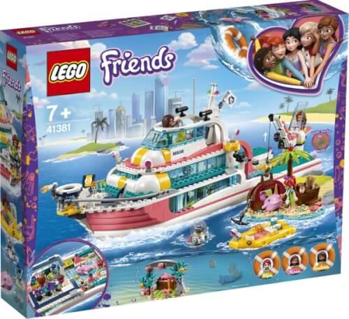 LEGO® Friends 41381 Boot für Rettungsaktionen