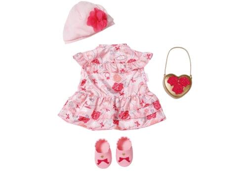 Babypuppen & Zubehör Zapf Creation 701157 Baby Annabell Deluxe Set Rentier Puppe Puppen & Zubehör bunt