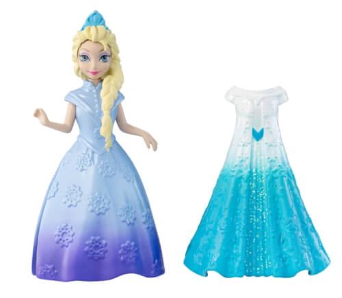 Mattel Die Eiskonigin Magiclip Mini Prinzessin Elsa Mode Y9971