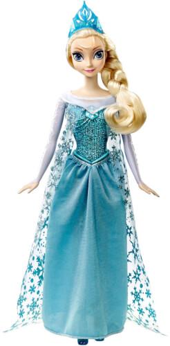 Mattel Die Eiskönigin Singende Elsa