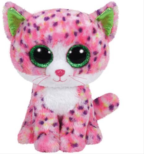 TY Sophie - Katze pink, 15cm