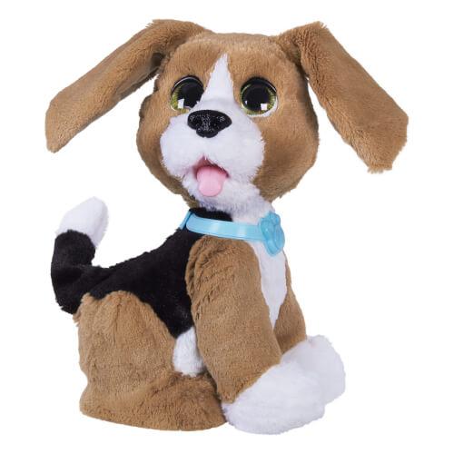 Hasbro B9070100 FurReal Friends Benni, der sprechende Beagle