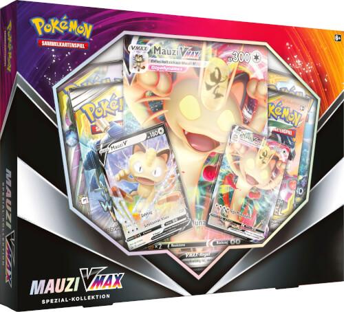 Pokémon Mauzi VMAX Spezial Kollektion