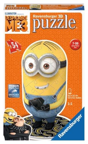 Ravensburger 116690 Puzzleball  Jeans Minion, 54 Teile