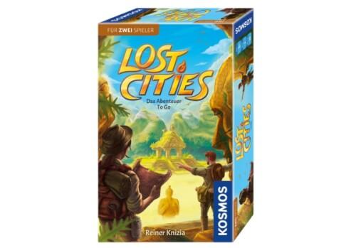 Kosmos Lost Cities (Mitbringspiel)
