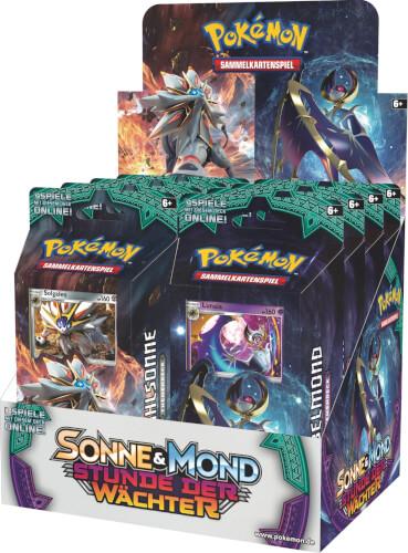 Pokemon USA  Pokémon Sonne & Mond 02 Themendeck