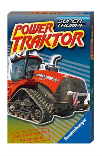 Ravensburger 20307 Quartett Power Traktor