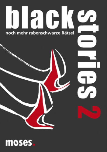 Teil 2 MOSES 2701 Black Stories