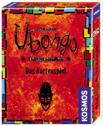 Kosmos Ubongo Das Kartenspiel