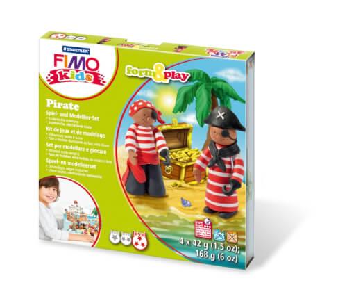 FIMO kids form & play Piraten