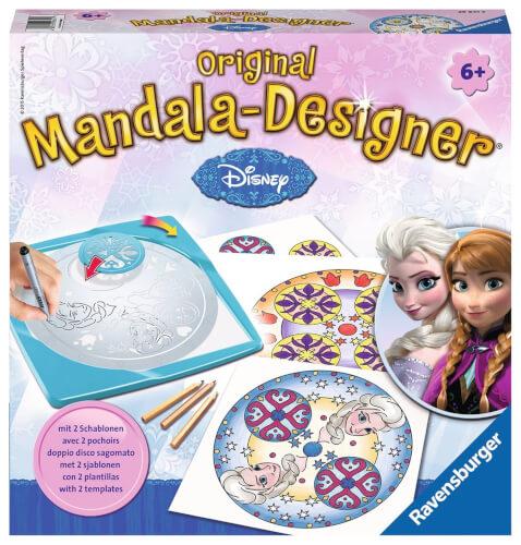 Ravensburger 29841 Disney Frozen - Die Eiskönigin Mandala-Designer