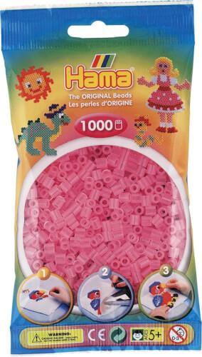 Hama Beutel Mit Perlen 1000 Stuck Bronze 207 63 Ab 1 85