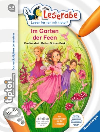 Ravensburger 6151  tiptoi® - Im Garten der Feen