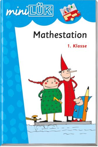 miniLÜK Mathestation 1. Klasse