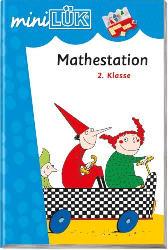 miniLÜK Mathestation 2. Klasse