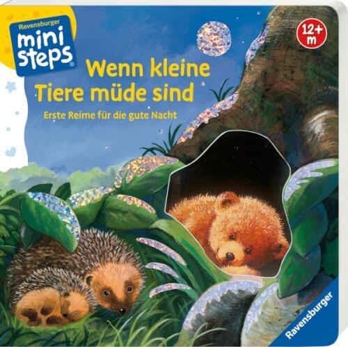 Ravensburger 31552 Wenn kleine Tiere müde sind