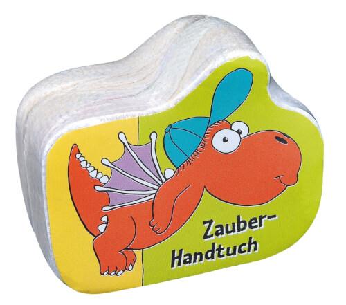 Der kleine Drache Kokosnuss Zauber-Badetuch