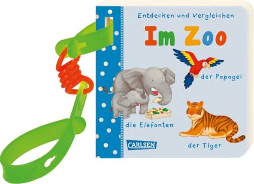 Buggy Buch Zoo