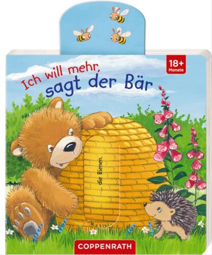 Ich will mehr, sagt der Bär