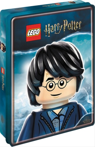 LEGO Harry Potter - Meine LEGO Harry Potter Rätselbox für Kinder ab 6 Jahren.