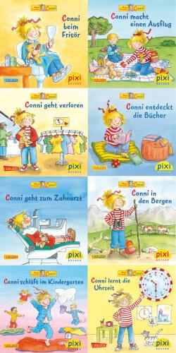 Pixi - Band 1997: Conni geht zum Zahnarzt, Taschenbuch, 24 Seiten, ab 3 Jahre