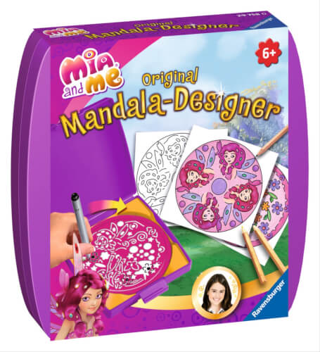 Ravensburger 297580  Mini Mandala-Designer Mia and me