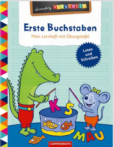 Lernerfolg Vorschule Erste Buchstaben Mein Lernheft 66906