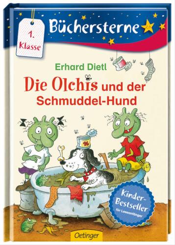 Büchersterne: Dietl, Die Olchis Schmuddel-Hund