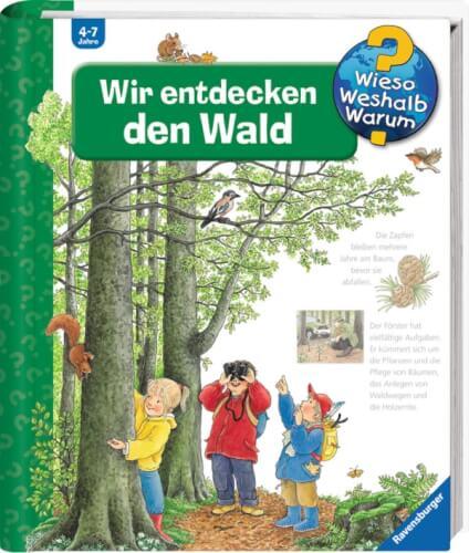 Ravensburger 32799 Wieso? Weshalb? Warum? 46: Wir entdecken den Wald