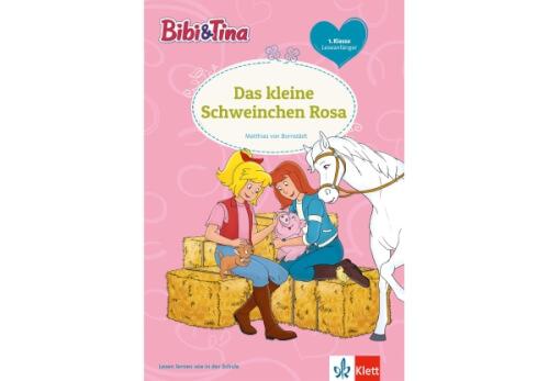 Bibi Tina Schweinchen Rosa 949333 Jetzt Kaufen Online Vor Ort