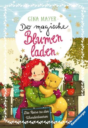 Ravensburger 54459 Der magische Blumenladen Bd.4: Die Reise zu den Wunderbeeren