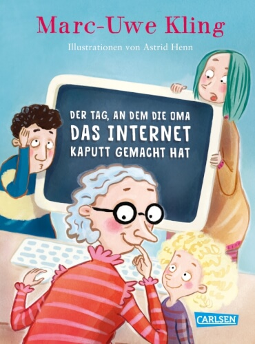Der Tag,an dem die Oma das Internet kaputt gemacht hat.