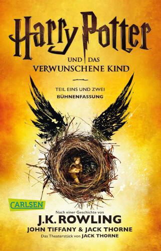 Harry Potter Das Verwunschene Kind Hörbuch